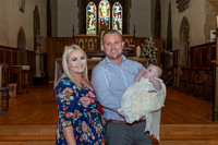Phoebe Christening July 2019